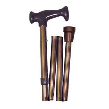 Picture of HealthSmart - Folding Walking Cane