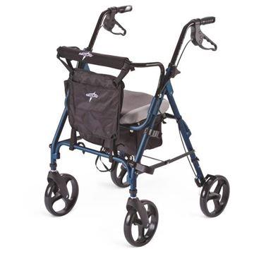Picture of Medline Guardian - Deluxe Comfort Rollator
