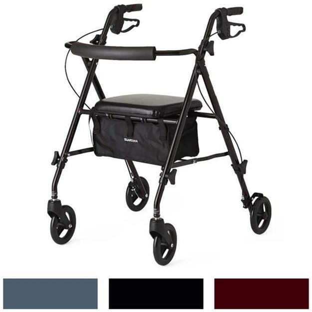 Picture of Medline Guardian - Ultralight Freedom Rollator