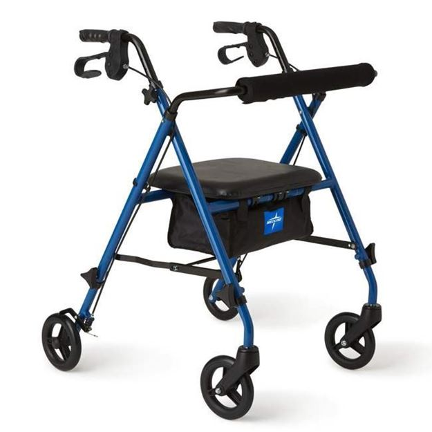 Picture of Medline Guardian - Width Adjustable Rollator