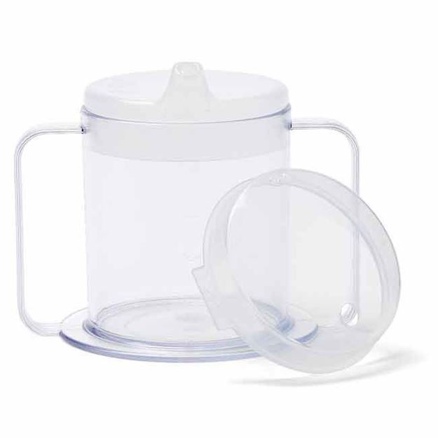 Picture of Providence Independence - Two Handled Clear Mug
