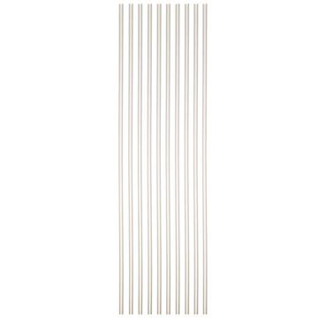 Picture of Therafin Reusable Plastic Straws - Long Straws