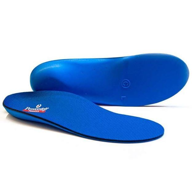 Picture of Powerstep Pinnacle Full Length Orthotic Shoe Insoles