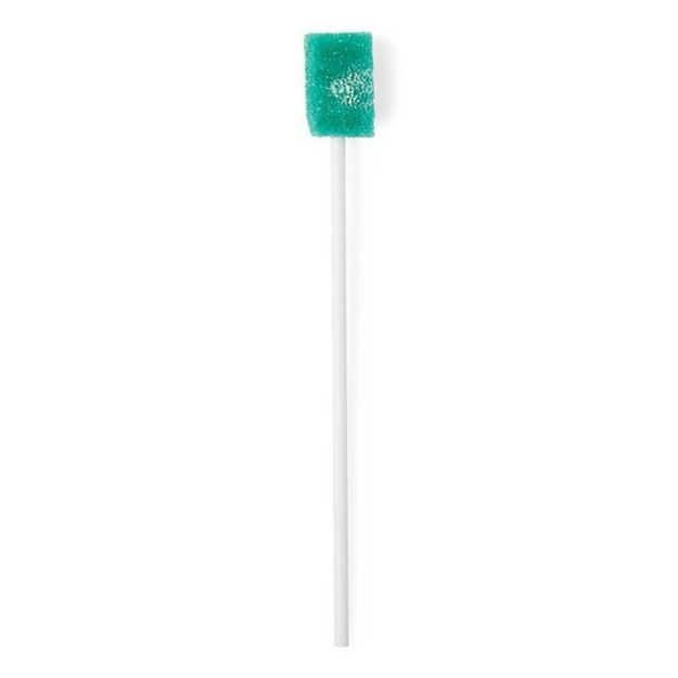 Picture of Medline DenTips - Disposable Oral Swabs (Individually Wrapped)