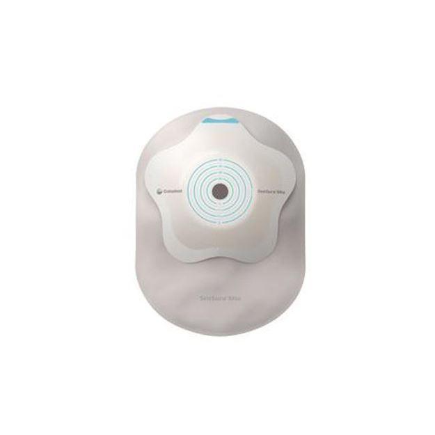 Picture of Coloplast SenSura Mio Convex Flip 1-Piece Cut-to-Fit Closed Ostomy Bag