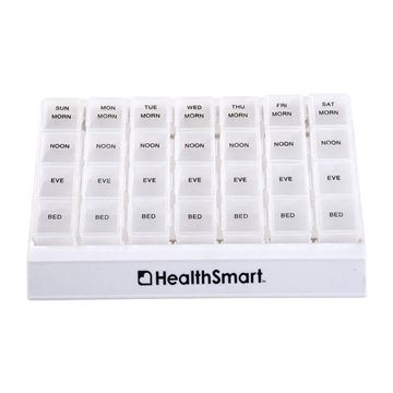 Picture of HealthSmart - Large Weekly Pill Organizer