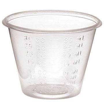 Picture of Medline - 1 oz Graduated Medicine Cups