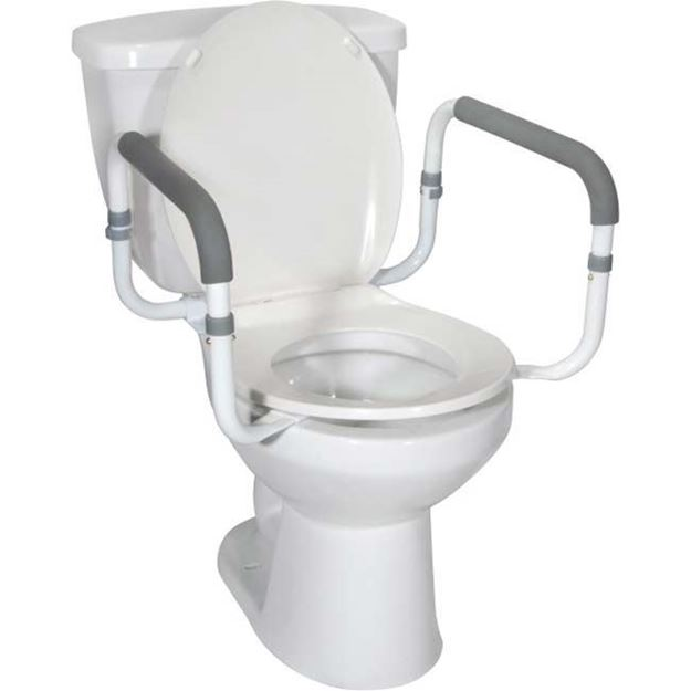 Picture of Drive Medical - Toilet Safety Rail