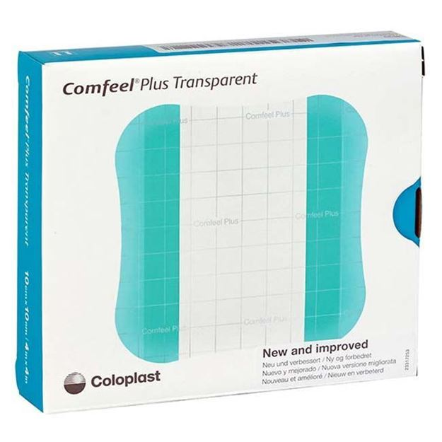 Picture of Comfeel Plus - Clear Hydrocolloid Wound Dressing