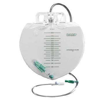 Picture of Bard - 4000ml Urine Bag