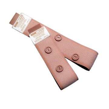 Picture of Urocare Fitz-All - Fabric Leg Bag Straps with Buttons