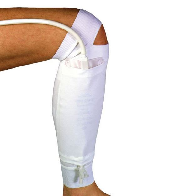 Picture of Urocare - Lower Leg Fabric Leg Bag Holder
