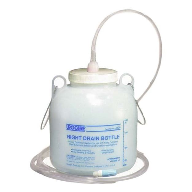 Picture of Urocare - 2000cc Night Drainage Bottle