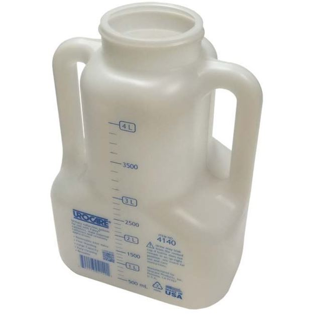 Picture of Urocare - 4000cc Night Drainage Bottle