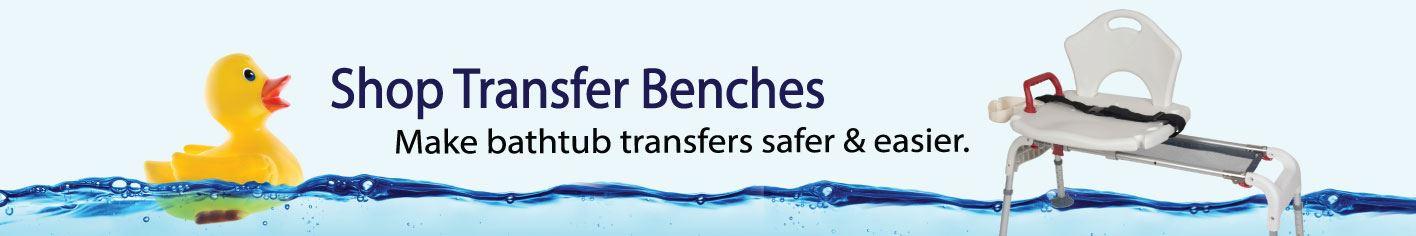 Shop Tub Transfer Bench