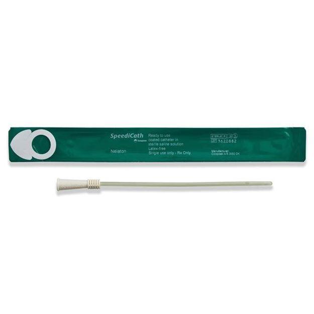 """Picture of SpeediCath - 6"""" Hydrophilic Female Catheter"""