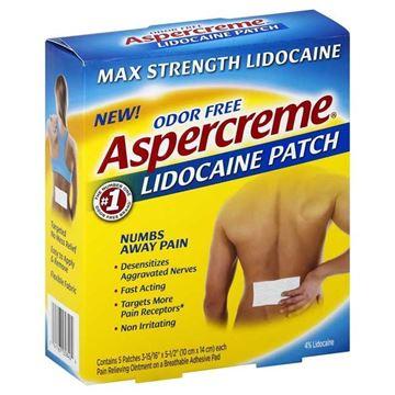Picture of Aspercreme Lidocaine Patch