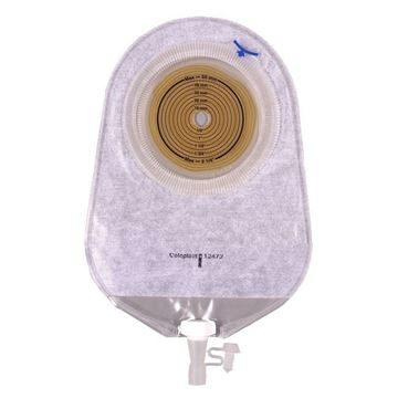 Picture of Coloplast Assura Midi - 1-Piece Urostomy Bag Extended Wear Barrier (Cut to Fit)