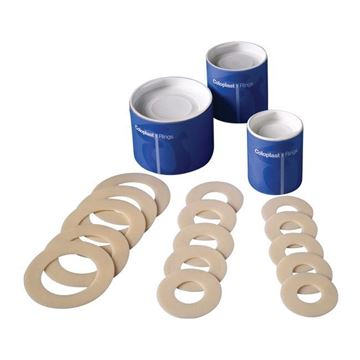 Picture of Coloplast - Skin Barrier Rings/Seals
