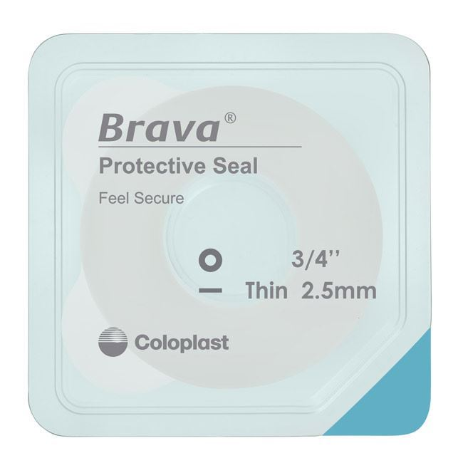 """Picture of 3/4"""" (2.5 mm thickness) - Box of 10"""