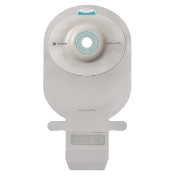 Picture of Coloplast SenSura Mio - Drainable 1-Piece Convex Light Ostomy Bag with Filter (Easi-Close - Cut to Fit)
