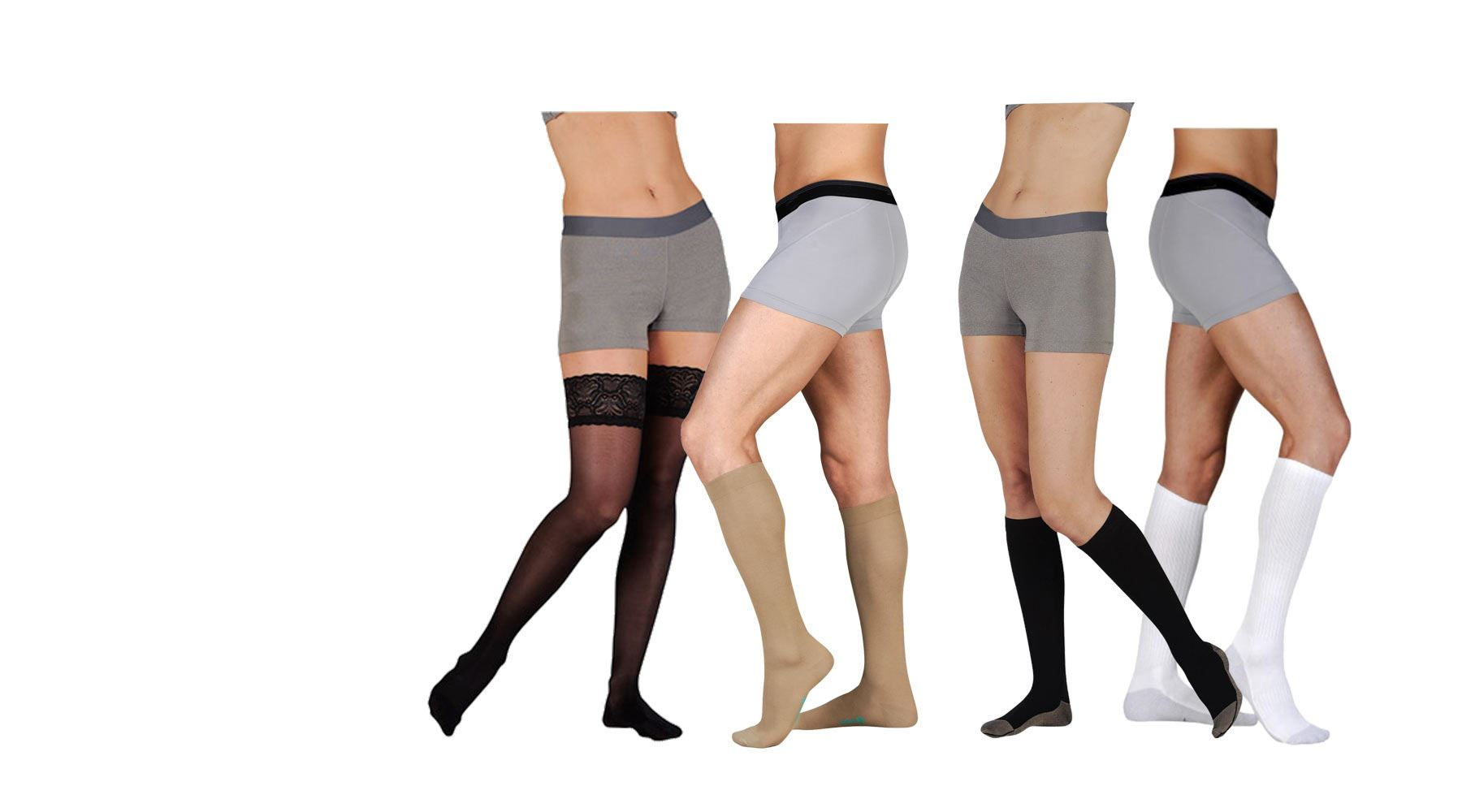 Picture for category Stockings for Men & Women