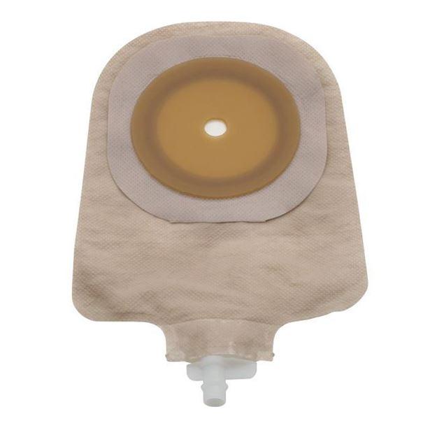 "Picture of Hollister Premier - 9"" 1-Piece Drainable Urostomy Bag (Flextend - Cut-to-Fit Transparent)"