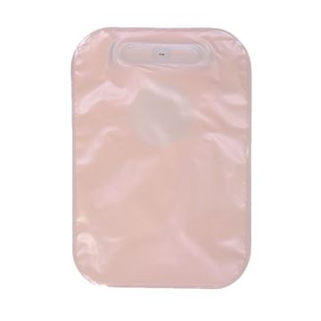 "Picture of Cymed MicroSkin - 8"" Closed end Two-piece Colostomy Bag with Filter"
