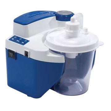 Picture of DeVilbiss Vacu-Aide QSU - Portable Aspirator (Quiet Suction Machine)