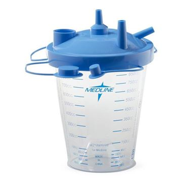 Picture of Medline Vac-Assist - Suction Machine/Aspirator Replacement Canister