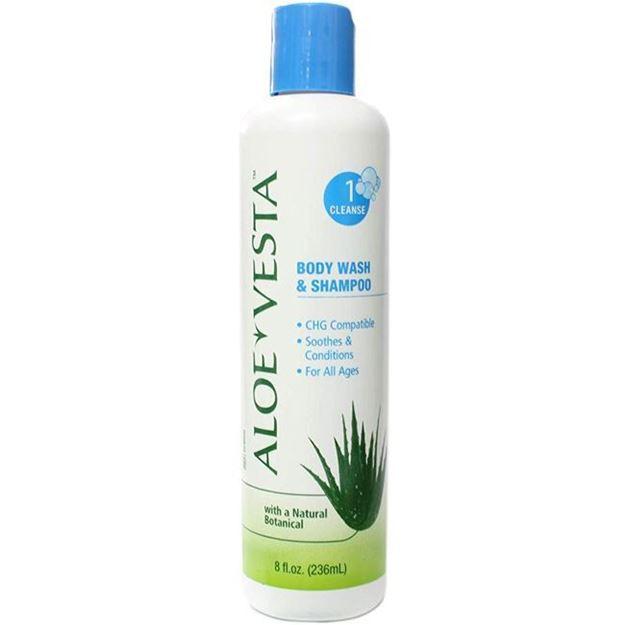 Picture of Aloe Vesta Body Wash and Shampoo