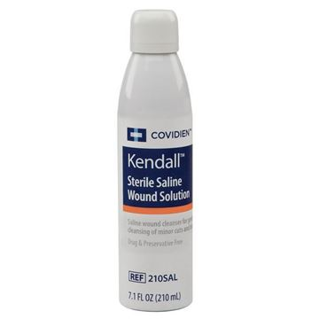 Picture of Covidien - Kendall Sterile Saline Wound Solution
