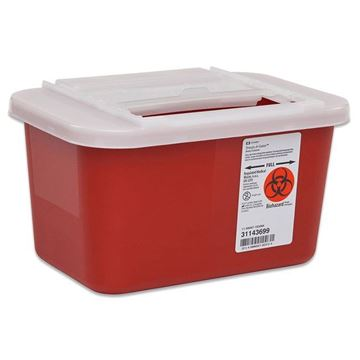 Picture of Covidien  - Sharps Container