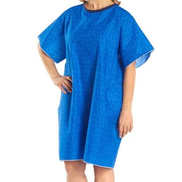 Picture of Salk SnapWrap - Patient Gown