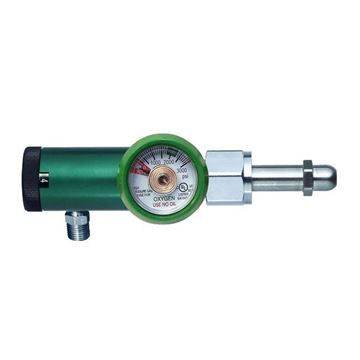 Picture of Responsive Respiratory - Medical Oxygen Regulator with DISS Outlet