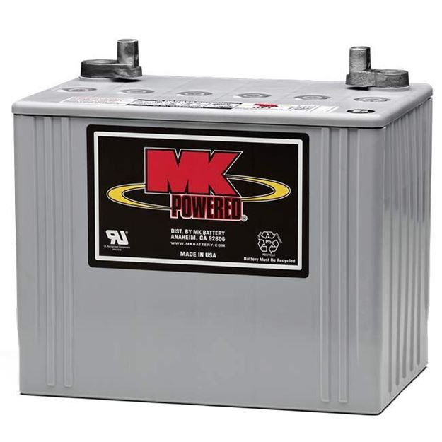 Picture of MK M24 SLDG - Sealed Gel Power Chair Battery (G Terminal)