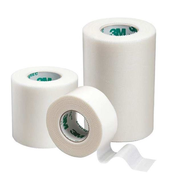 Picture of 3M Durapore - Silk-like Surgical Tape (Hypoallergenic)