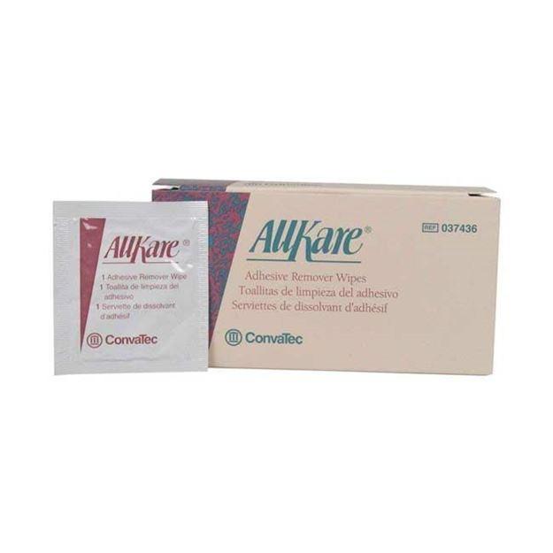 Picture of ConvaTec AllKare - Adhesive Remover Wipes