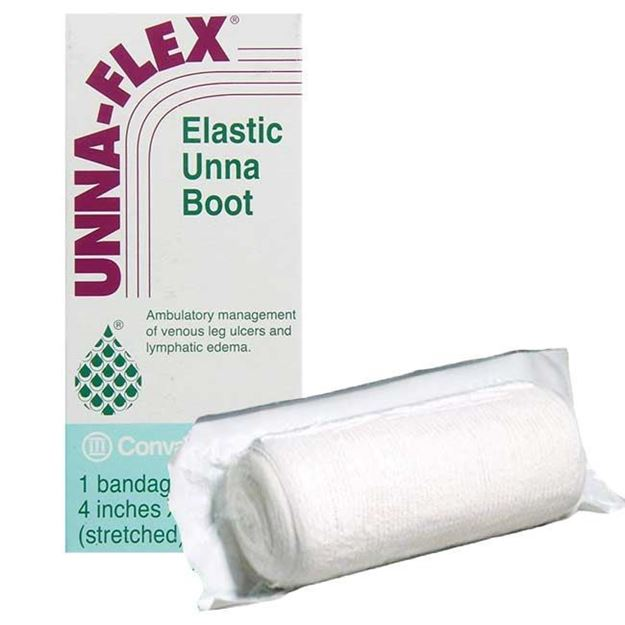 "Picture of Convatec Unna-Flex - 4"" Elastic Unna Boot"