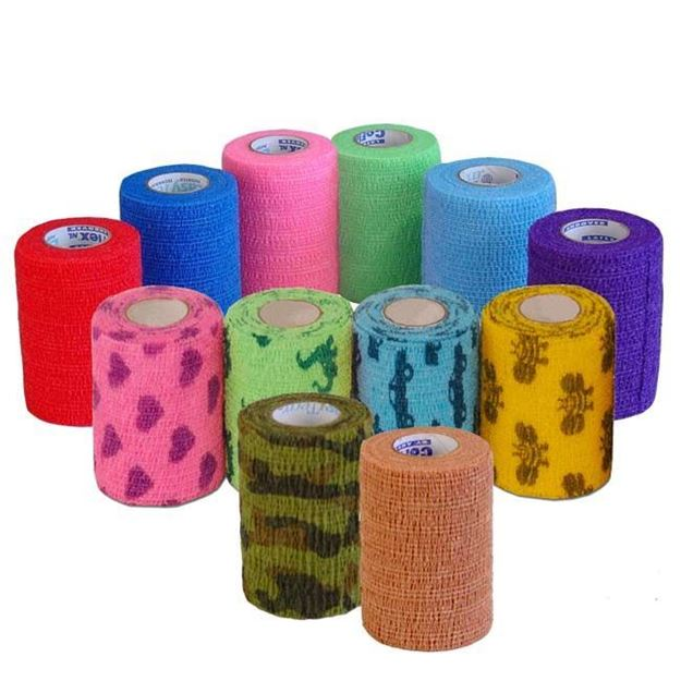 """Picture of Andover CoFlex NL - 3"""" Latex Free Cohesive Bandage"""