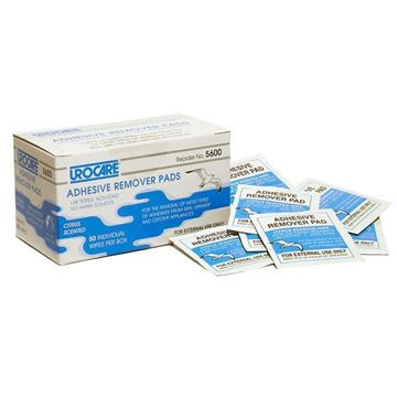 Picture of Urocare - Adhesive Remover Wipes