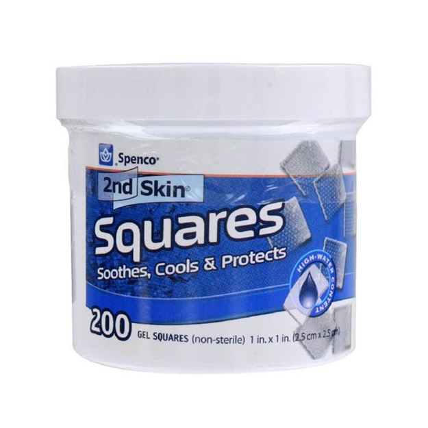 Picture of Spenco 2nd Skin - Dressing 1 Inch Gel Squares