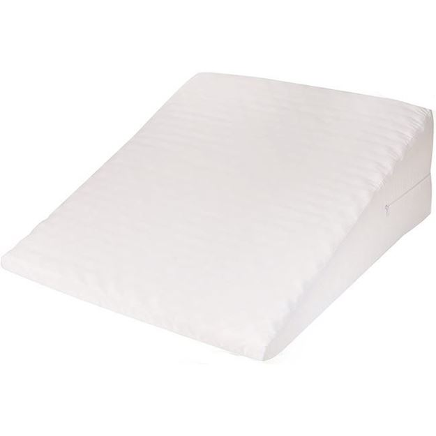 Picture of HealthSmart - Convoluted Foam Bed Wedge with Zippered Cover