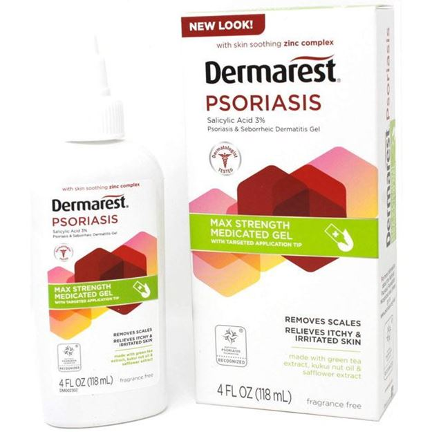 Picture of Dermarest Psoriasis Max Strength Medicated Gel
