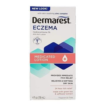 Picture of Dermarest Eczema Medicated Lotion