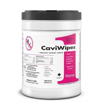 Picture of CaviWipes1 Surface Disinfectant Wipes