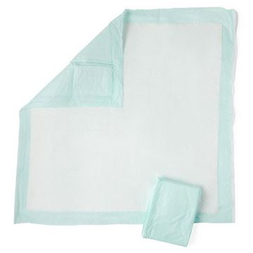 Picture of Medline - Premium Disposable Polymer Underpads