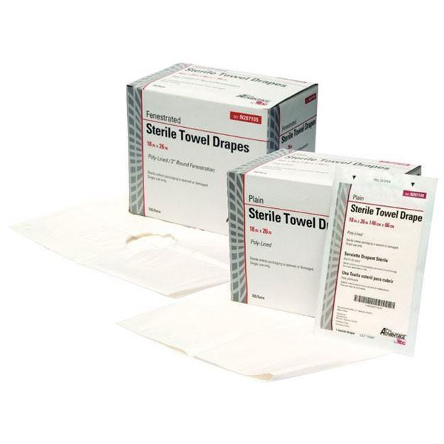 Picture of ProAdvantage - Sterile Surgical Drape Towel