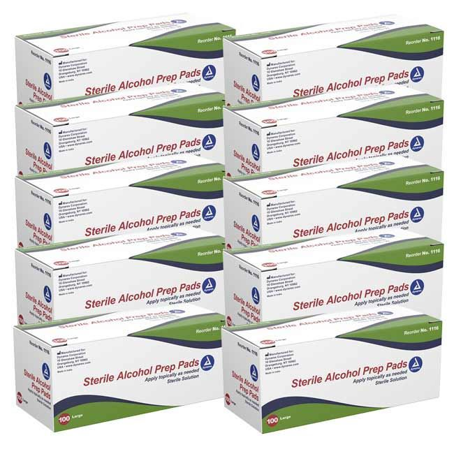 Picture of LG Pads - Case of 10 Boxes