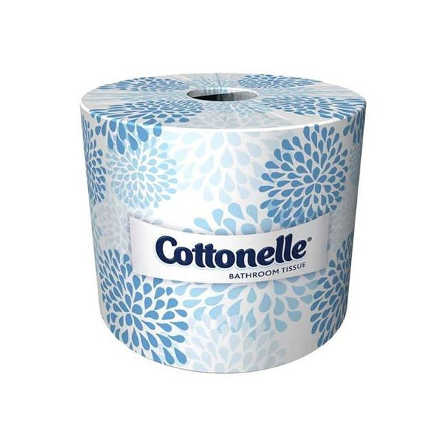 Picture of Kleenex - Cottonelle Bathroom Tissue